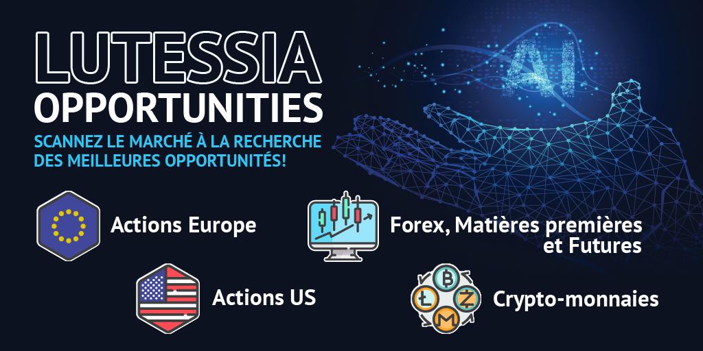 CentralCharts, Lutessia, Lutessia Opportunities, IA, Bourse, Trading, Investissement